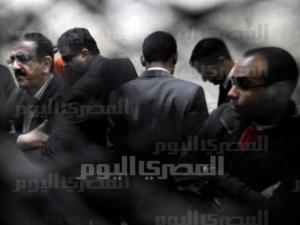 Sadly, the image of NGO workers on trial is the norm in Egypt.SOURCE: Egypt Independent/Tarek Wageeh