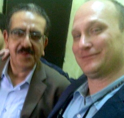 I am truly honored to call Yehia Ghanem my friend. Egypt convicted one of her heroes. Overturn this verdict so Yehia can go home to his family.