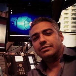Al Jazeera Cairo Bureau Chief Mohamed Fahmy. Courtesy/Sherif Fahmy.